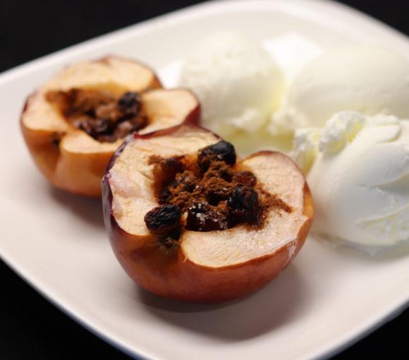 Krāsnī cepti āboli. Recepte