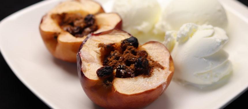 Cepeškrāsnī cepti āboli