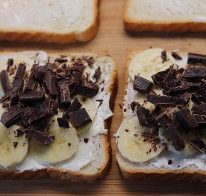 Šokolādīgās tostermaizes